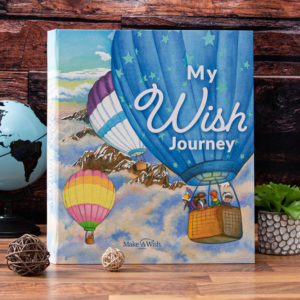 Make-a-Wish Binder