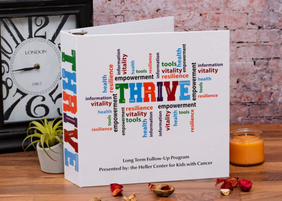 Thrive custom binder
