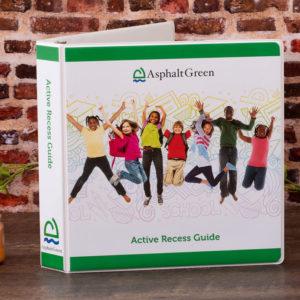 asphalt green custom binder