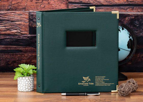 Custom window binder - Front Cover